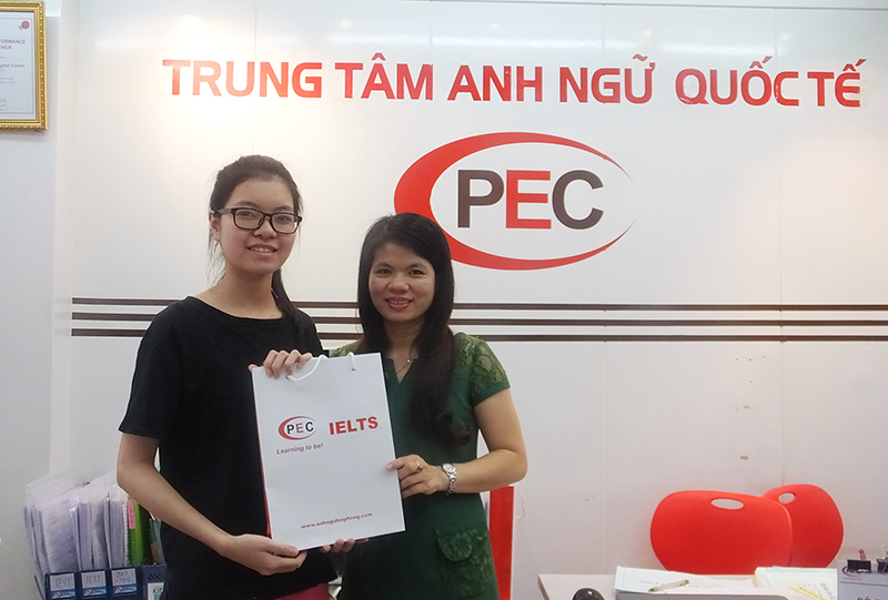 Trần Ngọc Anh - IELTS 7.5